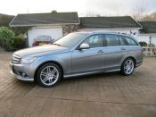 Mercedes-Benz C320 CDI Sport 7G Panoramic © 2020 Freewheeler Autos