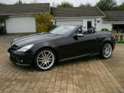 Mercedes-Benz SLK 200K Tiptronic Auto [Sports Pack] © 2020 Freewheeler Autos